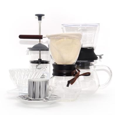 Koffiebar Amsterdam Kopjes En Drippers