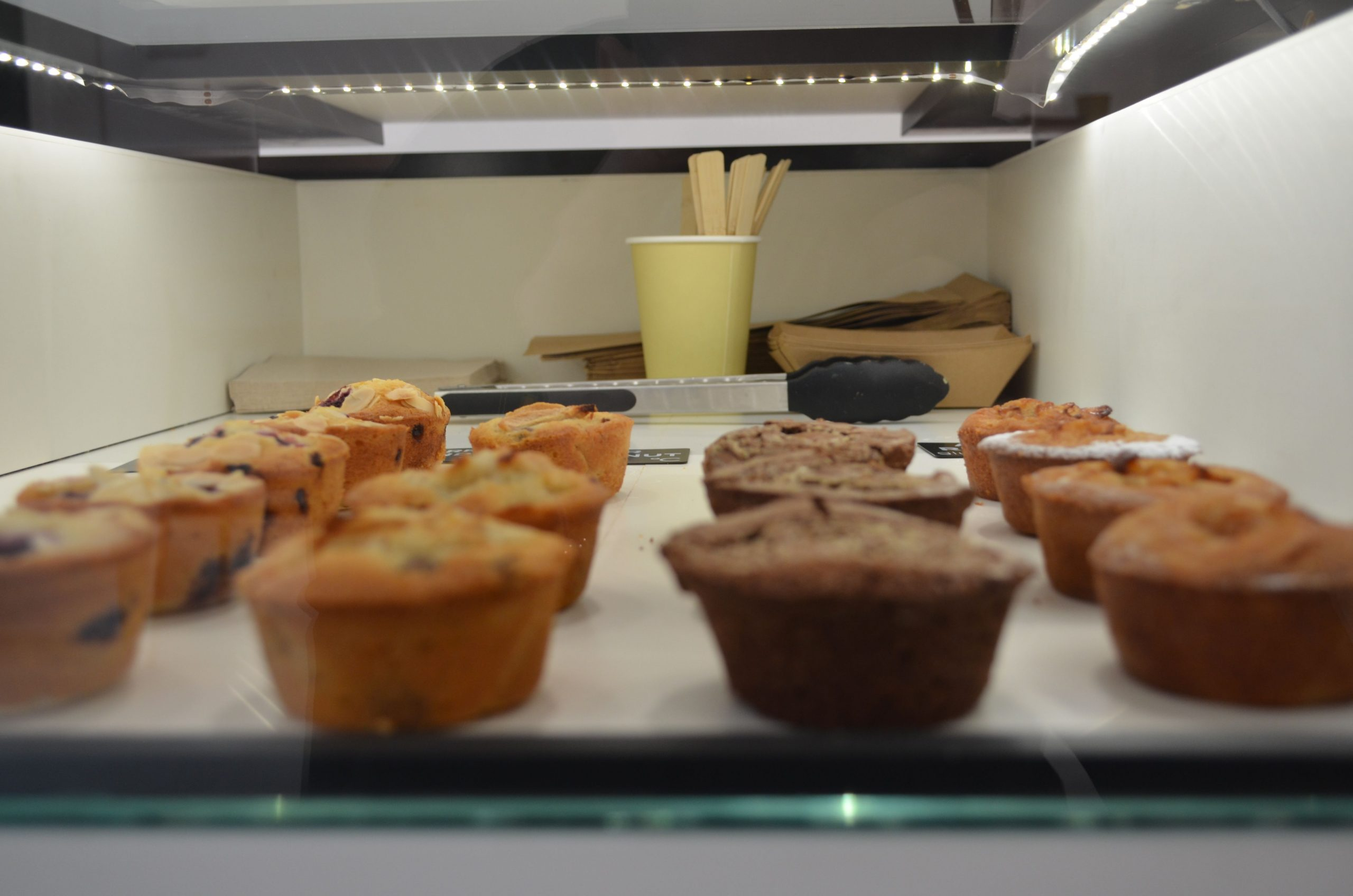 Espressobar amsterdam cakjes